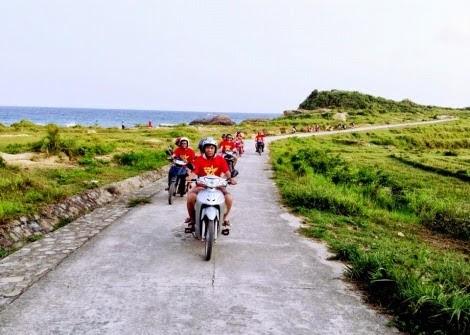 Các lưu ý khi thuê xe ôm ở đảo Cô Tô