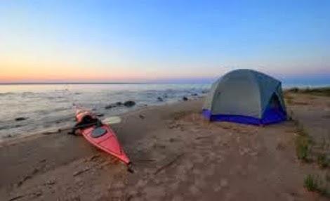 Lưu ý cắm trại ở Cô Tô