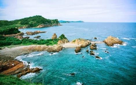 Hành trình đến với biển đảo Cô Tô