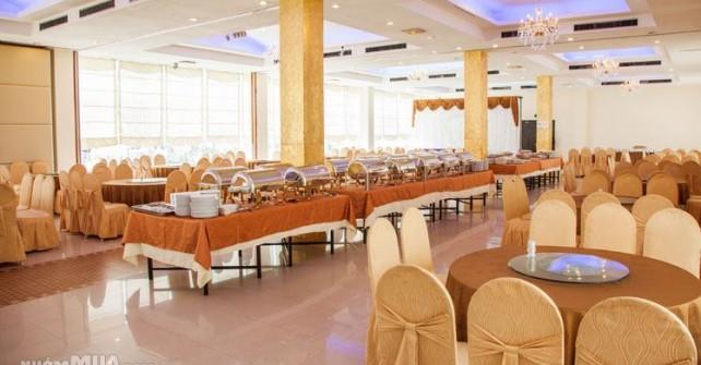 Nhà hàng Biển Xanh Cô Tô