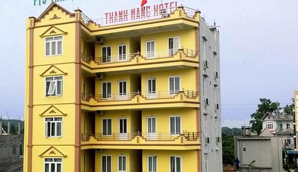 Khách sạn Thanh Măng Cô Tô