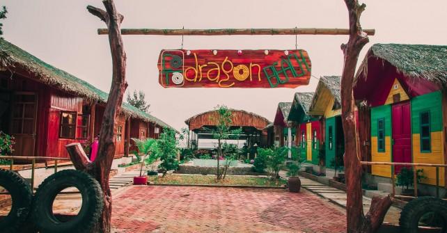 Không gian lãng mạn ở Coto Dragon Beach – Đảo Cô Tô – Nhà Gỗ Bungalow