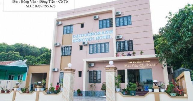 Khách sạn Đại Dương Xanh Cô Tô – 0962861287